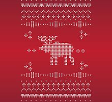 Ugly Sweater Phone by kriss53