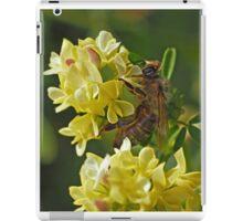 Alfalfa Worker iPad Case/Skin