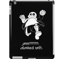 Geeettttttt dunked on!!! iPad Case/Skin