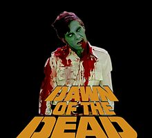 dawn of the dead  by magenandstacy