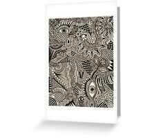 Doodle Greeting Card