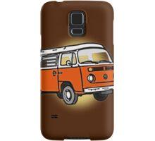 Bay Window Campervan Sunburst Samsung Galaxy Case/Skin