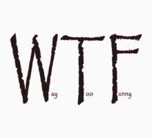 WTF by Brian Alexander