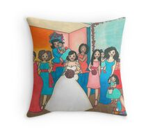 Bridal Party Throw Pillow