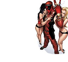 Deadpool be a pimp by JokersToxic190