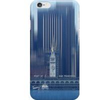 Port of San Francisco iPhone Case/Skin