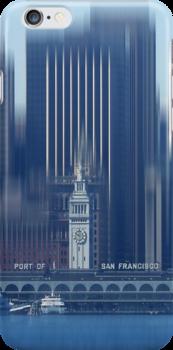Port of San Francisco by KUJO-Photo