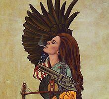 Like an American by maddiesh