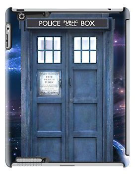 Doctor Who - The TARDIS by ktroscoe