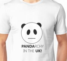 PANDARCHY IN THE UK Unisex T-Shirt