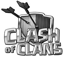 Clash of clans Photographic Print