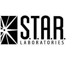 Star Labs  Photographic Print