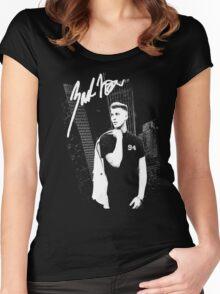Zach Nelson - Shirt Women's Fitted Scoop T-Shirt