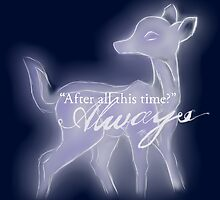 """After All This Time?"" by Trisha Bagby"