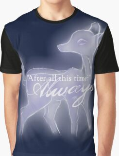 """After All This Time?"" Graphic T-Shirt"