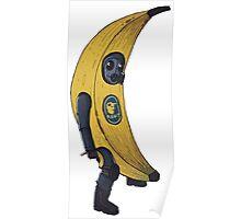 Counter terrorist Banana Poster