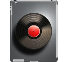 Spinning Disc Record iPad Case/Skin
