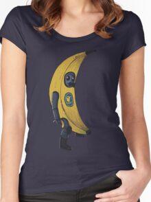 Counter terrorist Banana Women's Fitted Scoop T-Shirt