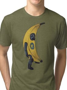 Counter terrorist Banana Tri-blend T-Shirt