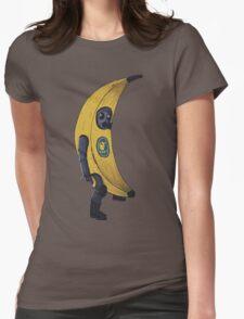 Counter terrorist Banana Womens Fitted T-Shirt