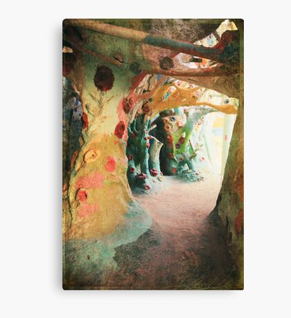 Trees of Love Canvas Print