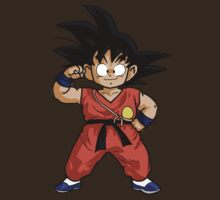 Son Goku by annarr