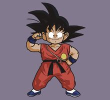 Son Goku Kids Clothes