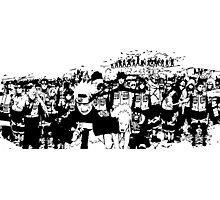 Naruto Shippuden - The United Ninja Force Photographic Print