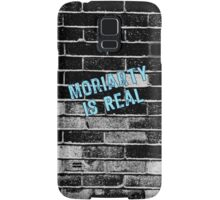 Moriarty is Real Graffiti  Samsung Galaxy Case/Skin