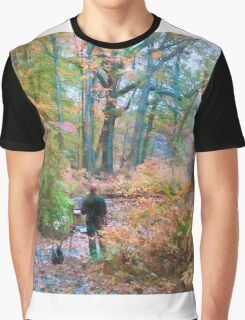 It's Not What You Look At That Matters, It's What You See. Henry David Thoreau Graphic T-Shirt