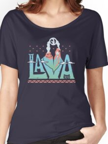 One Lava Women's Relaxed Fit T-Shirt