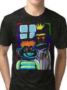 Bert & Ernie Tri-blend T-Shirt