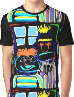 Bert & Ernie Graphic T-Shirt