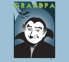 Grandpa Monster by Topher Adam by TopherAdam