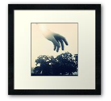 When It Happened, None Were Ready  Framed Print