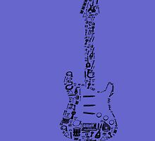 The Ultimate Guitar by Rob Price