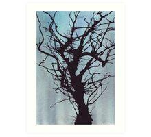 Tangletree Art Print
