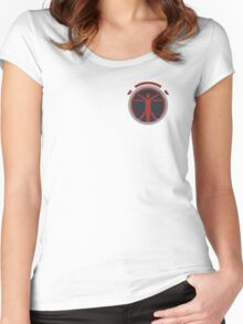 The Institute Uniform Women's Fitted Scoop T-Shirt