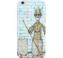 King of Waste iPhone Case/Skin