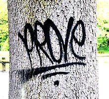 Scientific Graffiti  by PictureNZ