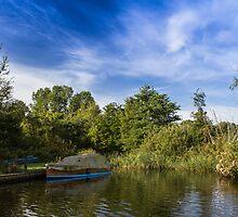 Norfolk Broads by ChrisChallenger