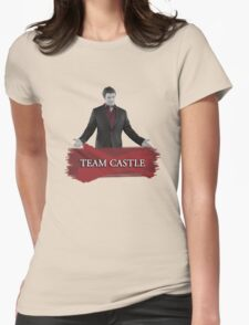 Team Castle Womens Fitted T-Shirt