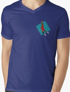 Jordan Dunk Mens V-Neck T-Shirt