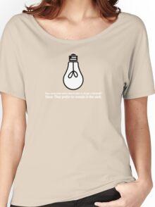 How Many Meat Eaters... Lightbulb Joke Women's Relaxed Fit T-Shirt