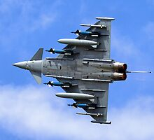 Eurofighter Typhoon  by Andrew Harker