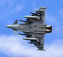 Eurofighter Typhoon IPA5 ZJ700 by Andrew Harker