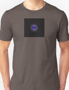 Violet Night Sphere Unisex T-Shirt