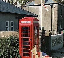 Calling Sir Giles by ROUGE BLANC  BLEU