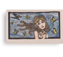 Medusa Bara 1 Canvas Print