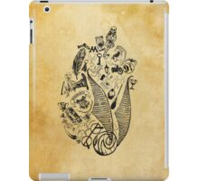 Harry Potter Lives on in our Hearts (no words) iPad Case/Skin
